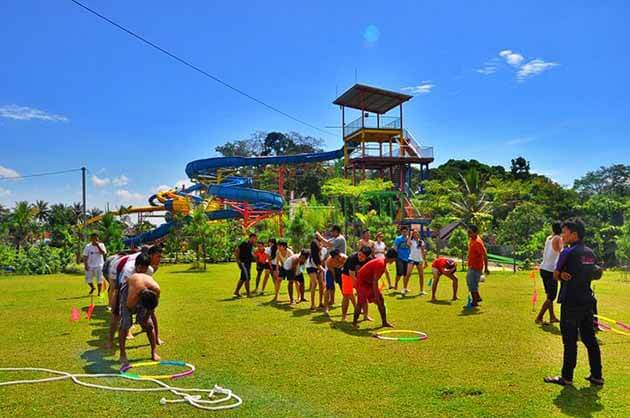 Sangkan Resort Aqua Park Outboon