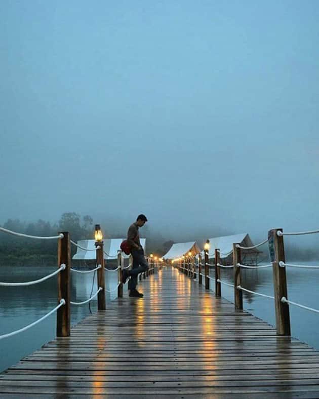 Situ Patenggang Jembatan