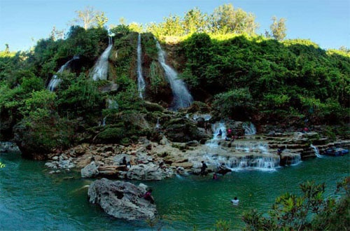 Air Terjun Sri Gethuk Yogyakarta