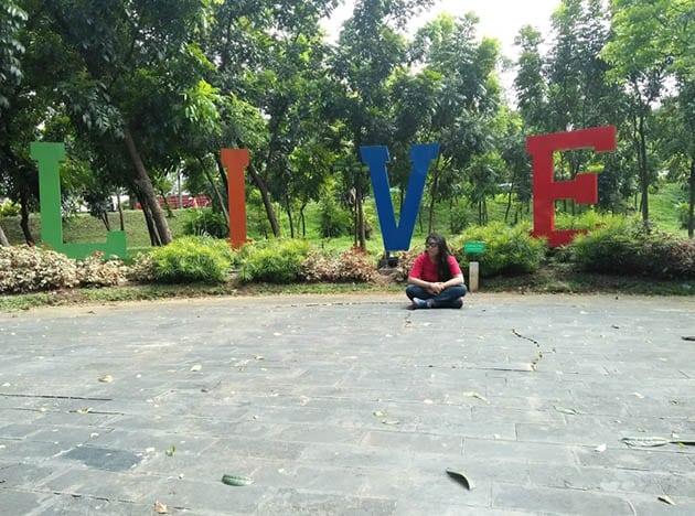 Taman Potret Live