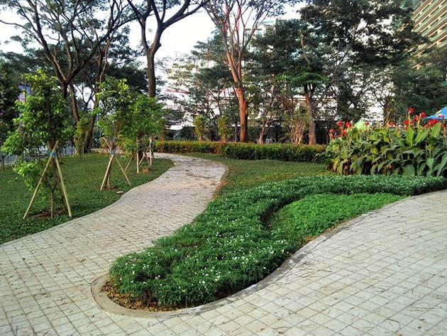 Taman Potret Rumput