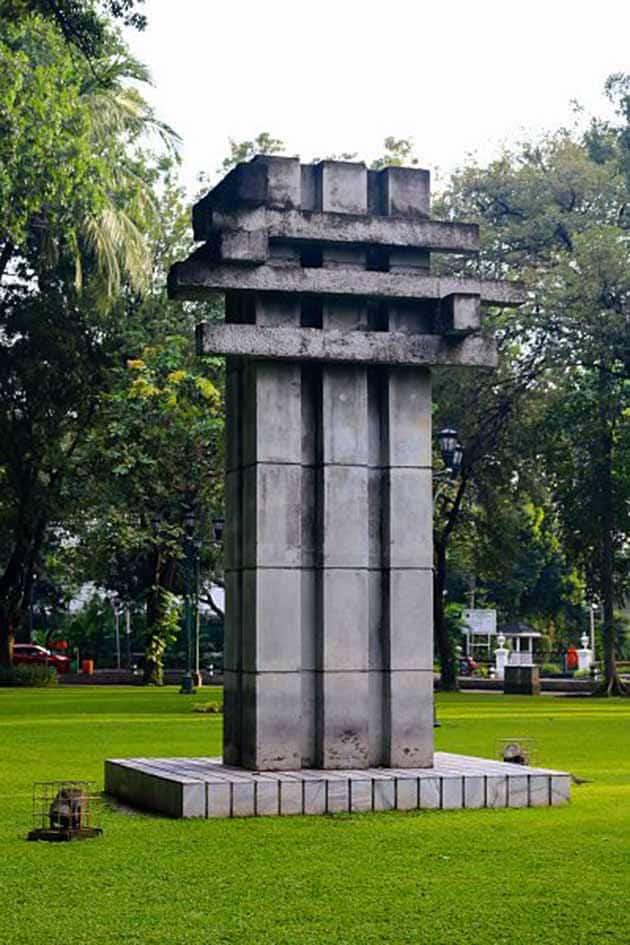 Taman Suropati Wee Beng Chong