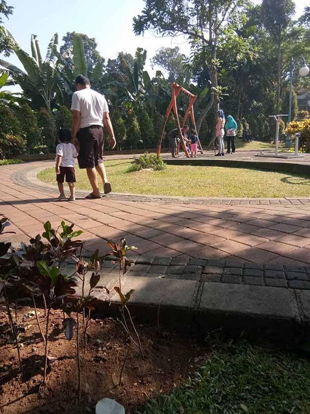 Taman Tabebuya Gandengan