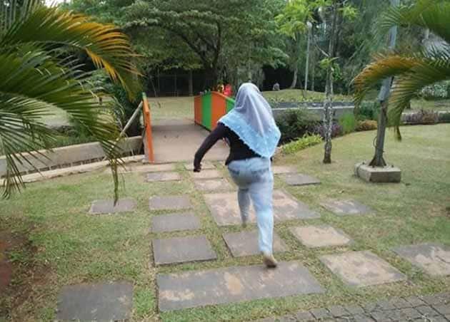 Taman Tabebuya Lari