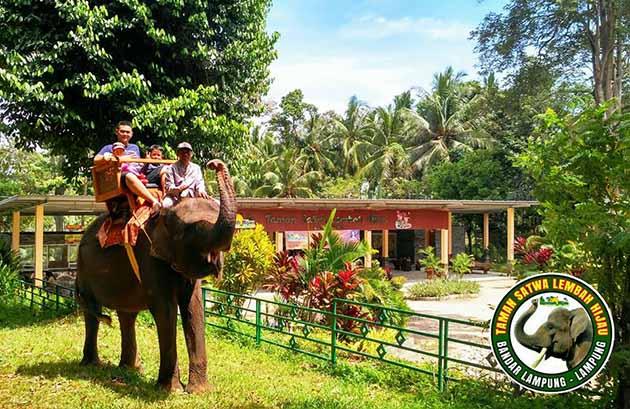 Taman Wisata Lembah Hijau Gajah