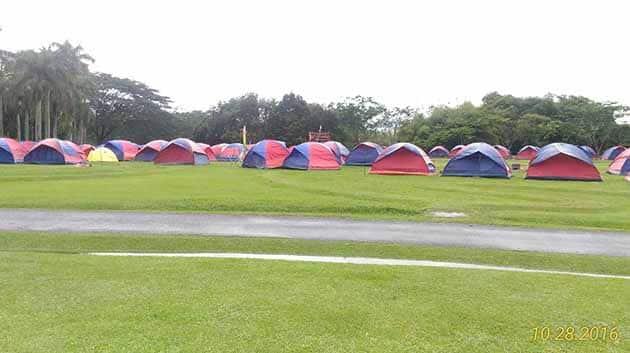 Taman Wisata Mekarsari Bogor Camping