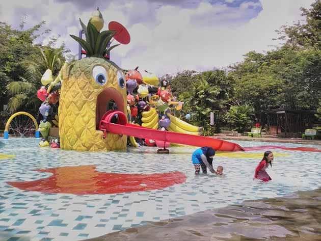 Taman Wisata Mekarsari Bogor Kolam Renang