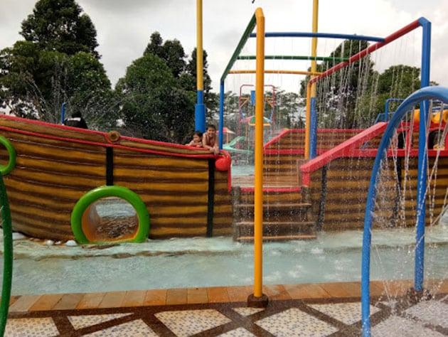 Teejay Waterpark Anak