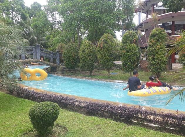 Teejay Waterpark Arus