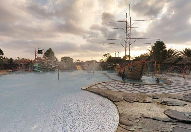 Teejay Waterpark Kapal