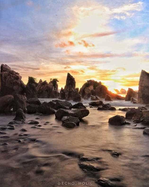 Teluk Kiluan Sunrise
