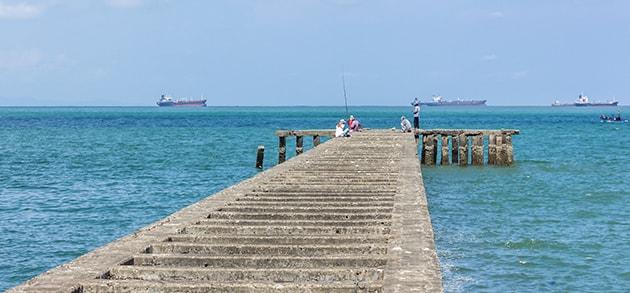 Teluk Penyu Jembatan