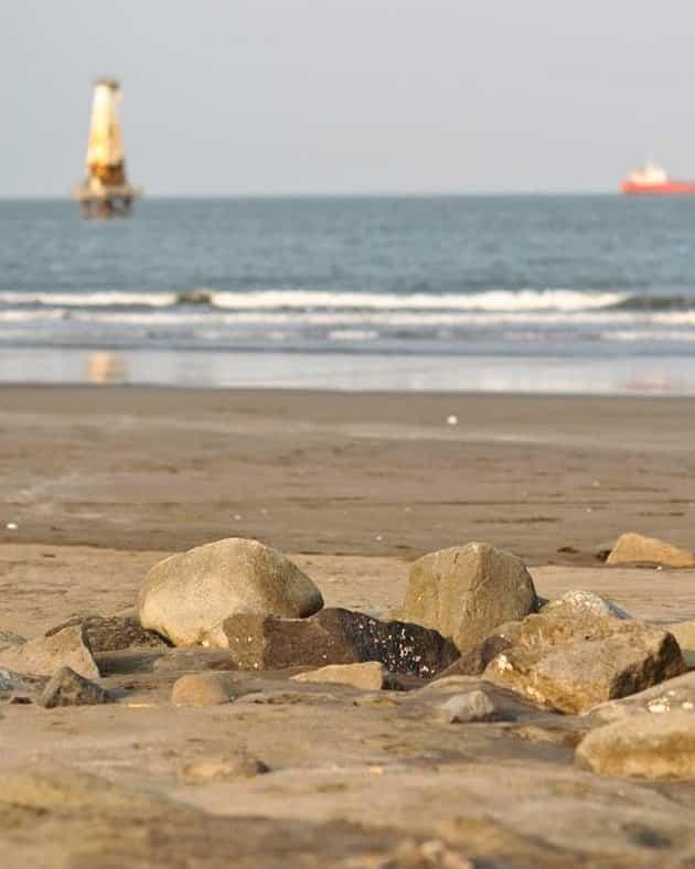 Teluk Penyu Mercusuar