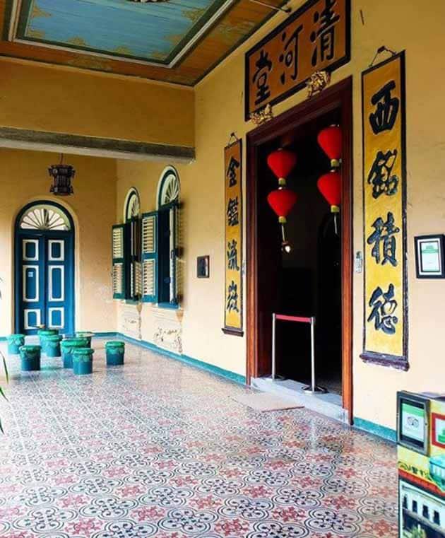 Rumah Tjong A Fie Medan 23