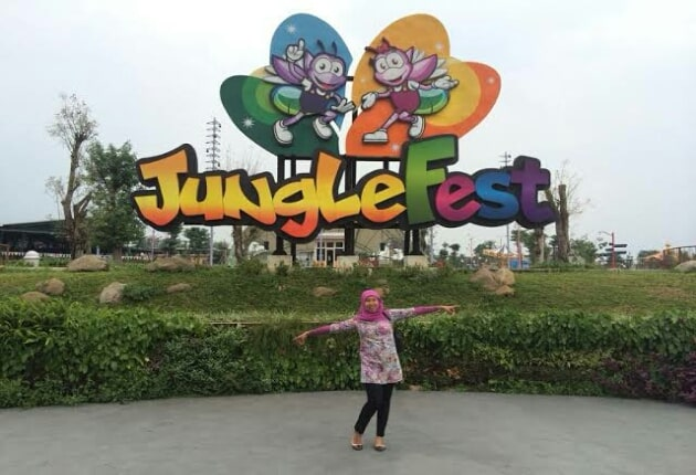 The jungle fest bogor