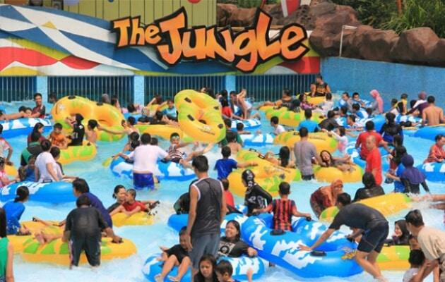 Wahana Terbaik The Jungle Fest Bogor, Harga Tiket Masuk + Alamat Lokasi 7