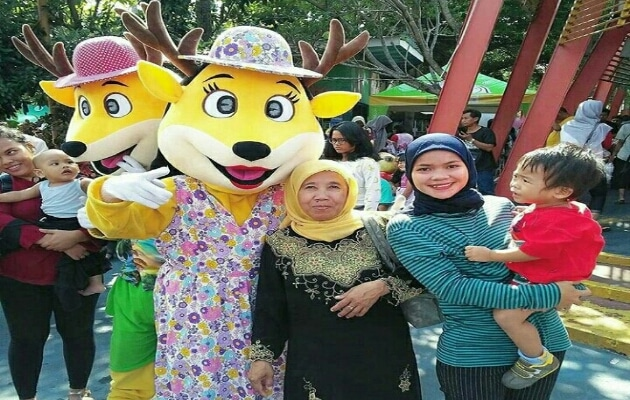 Wahana dan Alamat Lokasi The Jungle Water Adventure + Info Promo Terbaru 10