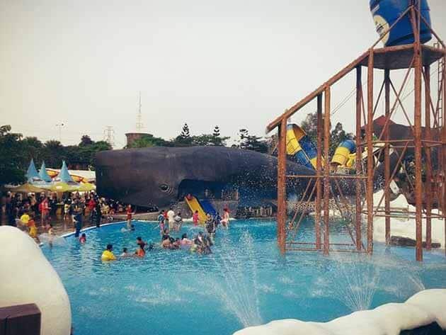 Waterpark Snowbay Muncrat