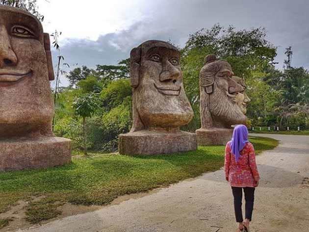 Harga Tiket Masuk Wisata Alam Mayang Pekanbaru, Gambar + Peta Lokasi 15