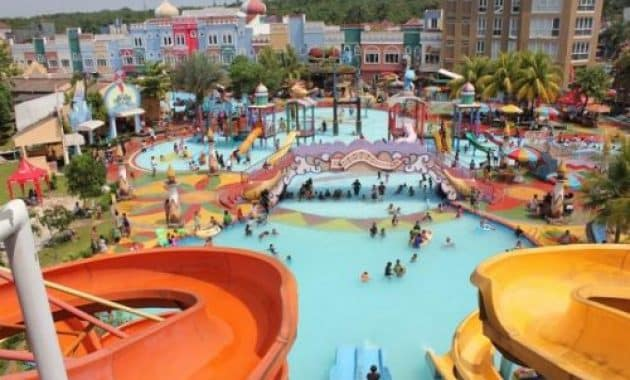 Depok Fantasi Waterpark/Aladin Waterpark