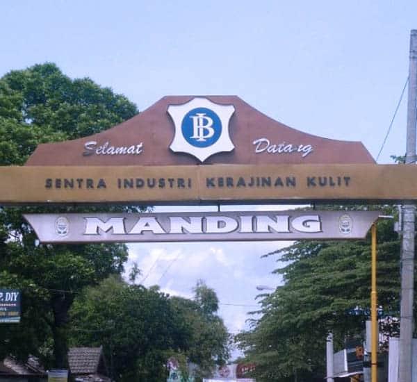 gapura manding