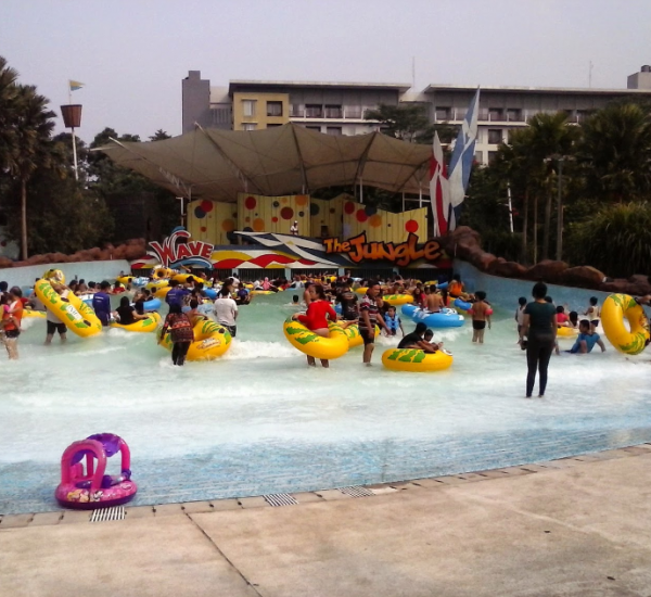 jk the jungle waterpark bogor