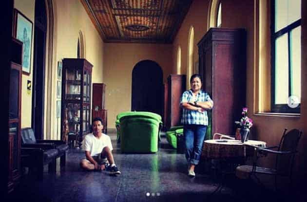 Rumah Tjong A Fie Medan 17