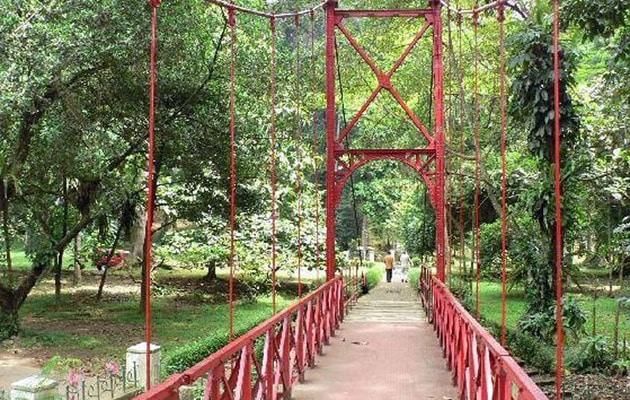 Sejarah Misteri Kebun Raya Bogor, Harga Tiket Masuk + Peta Lokasi 3