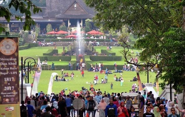 Sejarah Misteri Kebun Raya Bogor, Harga Tiket Masuk + Peta Lokasi 1