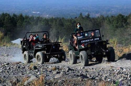 Lereng Gunung Merapi Yogyakarta