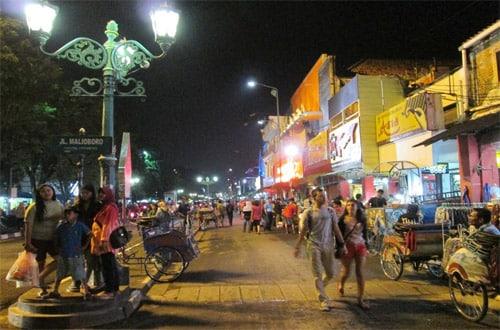 Malioboro Yogyakarta