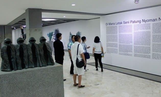Tiket Masuk dan Jam Buka Taman Edukasi NuArt Sculpture Park 7