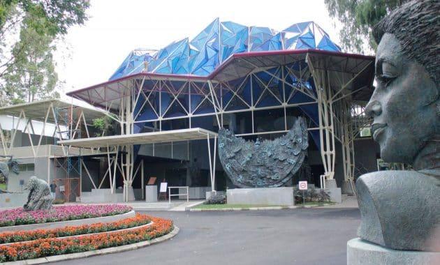 Tiket Masuk dan Jam Buka Taman Edukasi NuArt Sculpture Park 5