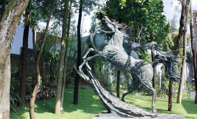 Tiket Masuk dan Jam Buka Taman Edukasi NuArt Sculpture Park 12