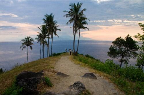pantai malimbu lombok
