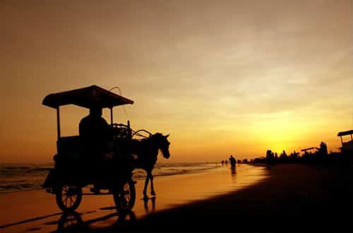 Pantai Parang Teritis Yogyakarta