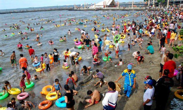 Harga Tiket Masuk dan Peta Lokasi Pantai Ancol Jakarta, Fasilitasnya Apa Saja? 5