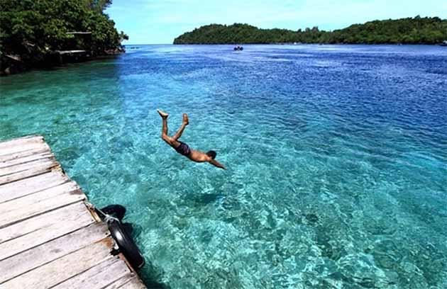 Keindahan Pulau Weh Tempat Diving Terbaik Ujung Barat Indonesia 8