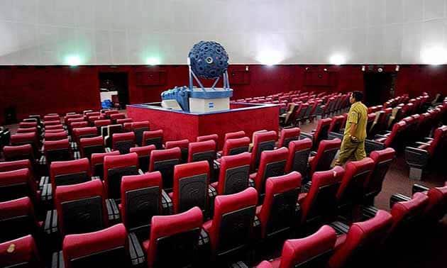 planetarium jakarta pertunjukan