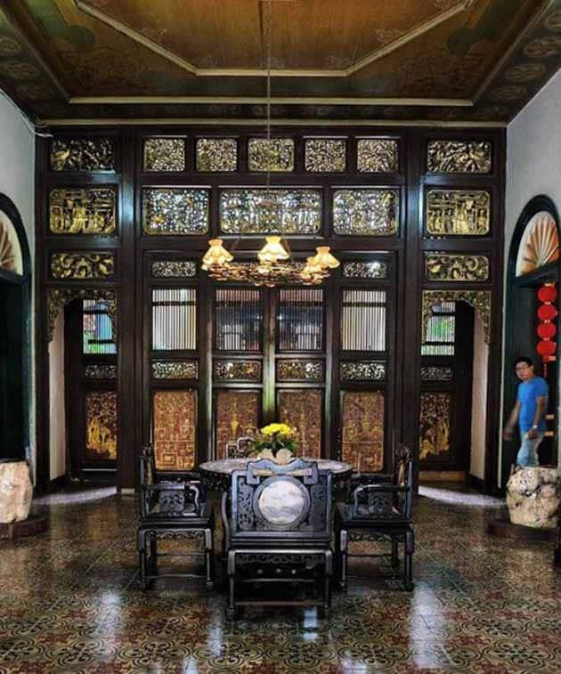 Rumah Tjong A Fie Medan 20