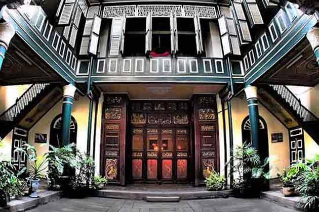 Rumah Tjong A Fie Medan 13