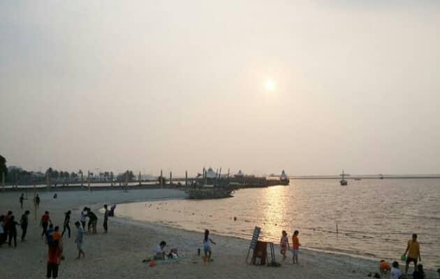 Harga Tiket Masuk dan Peta Lokasi Pantai Ancol Jakarta, Fasilitasnya Apa Saja? 7