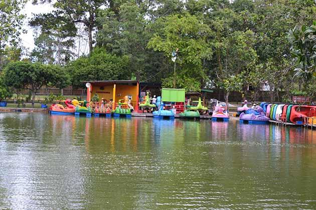 Harga Tiket Masuk Wisata Alam Mayang Pekanbaru, Gambar + Peta Lokasi 17