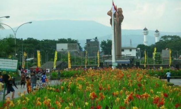 Tempat Asik Tegalega Bandung Setelah Di Renovasi dan Alamat Lokasi 6