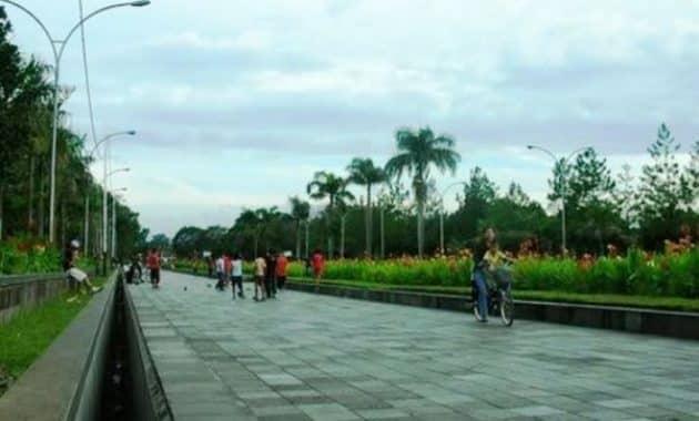 Tempat Asik Tegalega Bandung Setelah Di Renovasi dan Alamat Lokasi 7