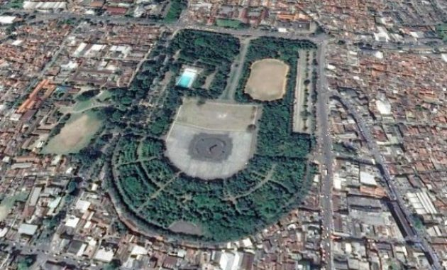 Tempat Asik Tegalega Bandung Setelah Di Renovasi dan Alamat Lokasi 8