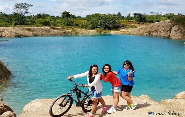 Alamat dan Rute ke Telaga Biru Cisoka Tangerang + Harga Tiket Masuk 6