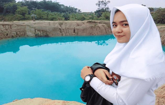 Alamat dan Rute ke Telaga Biru Cisoka Tangerang + Harga Tiket Masuk 4
