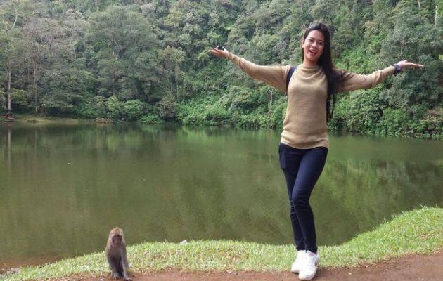 Harga Tiket Masuk dan Jalan Menuju Taman Wisata Telaga Warna Puncak Bogor 11