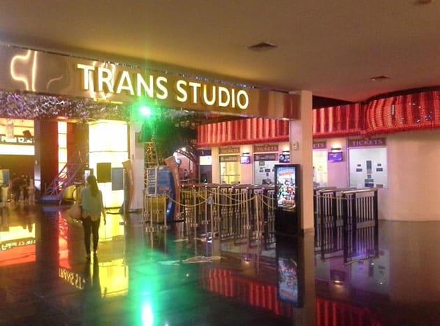 trans studio bandung trans